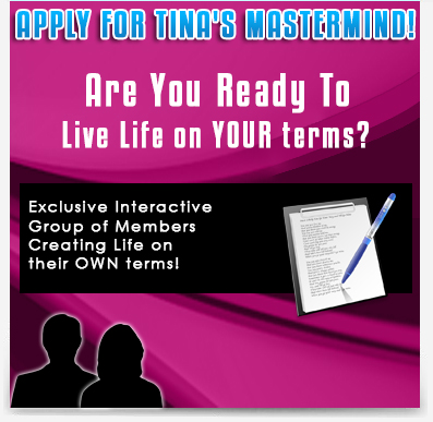 Tina Brinkley Potts is looking for like minded individuals ready to move to the next level