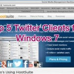 Top 5 Twitter Clients for Windows 7